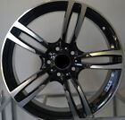 18 BMW 3 Series 328 335 428 435 5 Series 530 535 550 6 Series 640 750 M Wheels