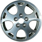 OEM 16X65 Alloy Wheel Medium Silver Sparkle Painted With Machined Face 560 7022