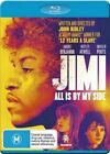 Jimi - All Is By My Side, 2015 Drama Imogen Poots Blu-ray New/Case Damaged