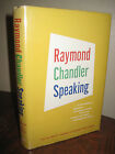 1st Edition Raymond Chandler Speaking Mystery First Print Detective Crime Rare