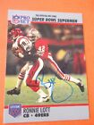 Ronnie Lott Cards, Rookie Card and Autographed Memorabilia Guide 14