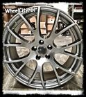 20 x10 20x9 staggered hyper black Hellcat SRT Dodge Charger OE wheels 5x115