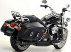 arrow full exhaust system black mohican harley davidson touring 2007 07 2008 08