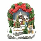 Christmas LED Light up Musical nativity Ornament Xmas Home Decorations
