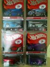 2014 Hot Wheels Red Line Club RLC Membership Drag Dairy Delivery Set of 4