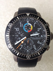 FORTIS OFFICIAL COSMONAUTS CHRONOGRAPH TITANIUM 638.27.141 LIMITED EDITION
