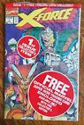 X-Force (1991) #1 - Near Mint - Sealed, Shatterstat trading card