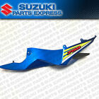 NEW 2017 - 2018 SUZUKI GSX-R GSXR 750 BLUE LH LEFT SIDE TAIL FAIRING FRAME COVER