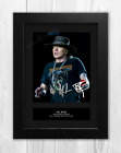 Axl Rose Guns n Roses Reproduction Signed A4 Poster Print with Choice of Frame