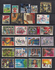 GB QE2 1973 Onwards 25 Christmas Selection of stamps used  F1292