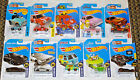 HOT WHEELS LOT Back To The FutureSimpsonsScooby DooJetsonsKnight Rider KITT