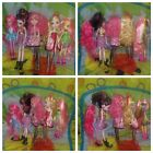 """10"""" Moster High, 10"""" Ever After, 7"""" Poni Doll Super Cute Magnificent Hair! Bratz"""