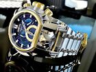 Invicta Reserve Bolt Zeus Magnum Swiss Made Chronograph in 52mm 380g selten!