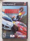 48986 Burnout 2 Point Of Impact [NEW & SEALED] [US IMPORT] - Sony Playstatio