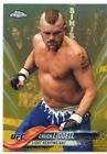 Chuck Liddell Cards, Rookie Cards and Autographed Memorabilia Guide 18