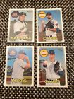 2018 Topps Heritage High Number Baseball Variations Guide 126