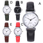 V400 Women's Casual Quartz Leather Band New Strap Watch Analog Wrist Watch Cheap
