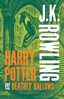 J.K. Rowling-Harry Potter and the Deathly Hallows Paperback BOOK NEU