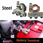 2pair Universal Heavy Duty Cars Battery Terminal Clamp Clips Positive
