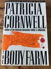 SIGNED The Bodyfarm By Patricia Cornwell