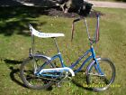 Vintage Schwinn Bicycle - Blue 1982 Stingray Fair Lady