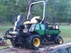 2000 john deer green 1620 wide area mower