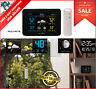 AcuRite 02027 Color Wireless Weather Station Forecast Indoor/Outdoor Thermometer