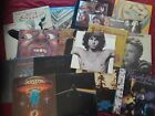 Record album grab bag Zeppelin Beatles stones Getting rid of collection