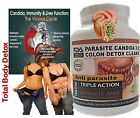 1 Potent Candida Cleanse Yeast Infection Treatment and Detox with Herbs Enzymes