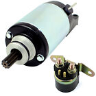 FIT SUZUKI GSF400 GSF 400 BANDIT 400 1991 1992 1993 STARTER and RELAY SOLENOID