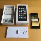 Apple iPhone 5s - 32GB - Space Grau /// OVP /// ohne Simlock