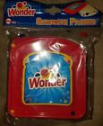 Wonder Bread Sandwich Packer School Lunch Snack Travel Container -Color may vary