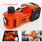 Floor Jacks 12v Dc 3t5t Electric Hydraulic Floor Jack W Impact Wrench Repair