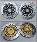 Floating Front Brake Disc Rotor For Honda VFR750F VTR1000 Firestorm SuperHawk