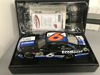 2012 Ricky Stenhouse Jr Ford Ecoboost Autographed 124 RCCA Elite Diecast