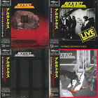 ALCATRAZZ (Yngwie Malmsteen, Steve Vai) 4 x JAPAN Mini-LP-Sleeve SHM-CD Set NEW