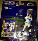 Starting Lineup MLB Baseball 1999 Roger Clemens Toronto Blue Jays