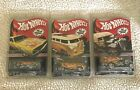 NEW 2011 Hot Wheels Collector Editions 69 Charger Blown Delivery VW Bus