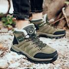 Mens High Tops Sneakers Winter Warm Ankle Boots Hiking Snow Warm Shoes sz shop6