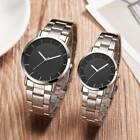 Couple Watches Men and Women Alloy Sports Business Watch Casual Quartz Watches