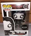 FUNKO POP! Movies THE CROW Hot Topic Exclusive Glow-In-The-Dark Brandon Lee NEW