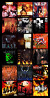 W.A.S.P. album discography magnet (4.5