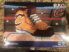 NBA Basketball 3D Team Sneaker Logo Puzzle Construction Block Set Cavaliers