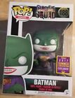 POP! Suicide Squad BATMAN #188 (Joker Imposter) SDCC2017 Exclusive by Funko New