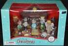 Robert Stanley Nativity Blessings of Christmas 13pc Set Childrens Set Complete
