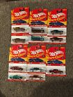 Hot Wheels Classics MUSTANG HEAVY CHEVY DRAG TRUCK 55 57 Chevy Kuda Lot Of 11