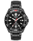 Citizen Promaster Diver Men's Eco Drive Black Stainless Steel Watch BN0195-54E