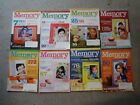 2008 lot of MEMORY MAKERS magazine