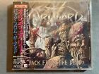 OBITUARY - BACK FROM THE DEAD 1997 JAPANESE 1PR W/ OBI *FACTORY SEALED*! SLAYER