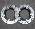 Floating Front Brake Disc Rotor Fit For Yamaha T-max Tmax 500 XP500 2008-2011 09